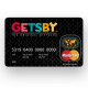 GETSBY Prepaid MasterCard® Giftcard
