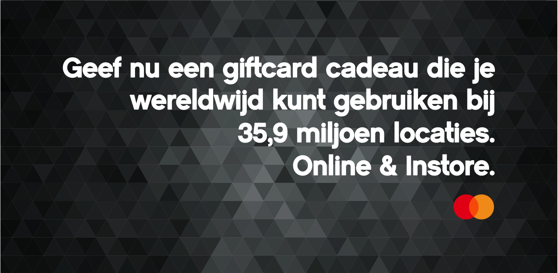Getsby Mastercard Gift Card| Prepaid Mastercard