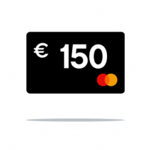 € 150 Cashback