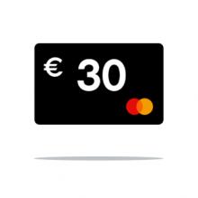 € 30 Cashback