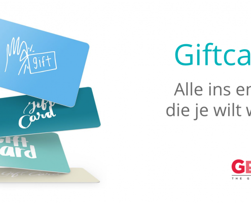 Giftcards - alle ins en outs