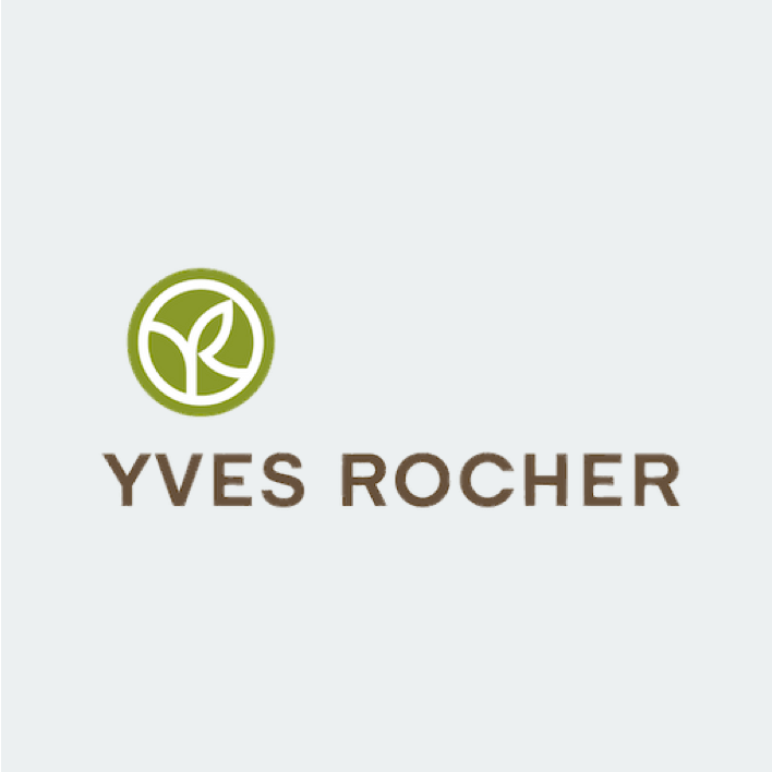 Gebruik je Getsby Mastercard Gift Card bij Yves Rocher